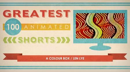 100 Greatest Animated Shorts / A Colour Box / Len Lye