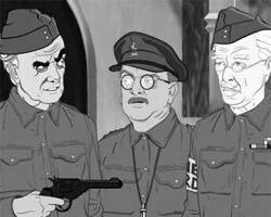 "Lost ""Dad's Army"" episode emerges from the trenches – in animated form!"