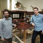 Charlie Kaufman and Duke Johnson discuss 'Anomalisa'