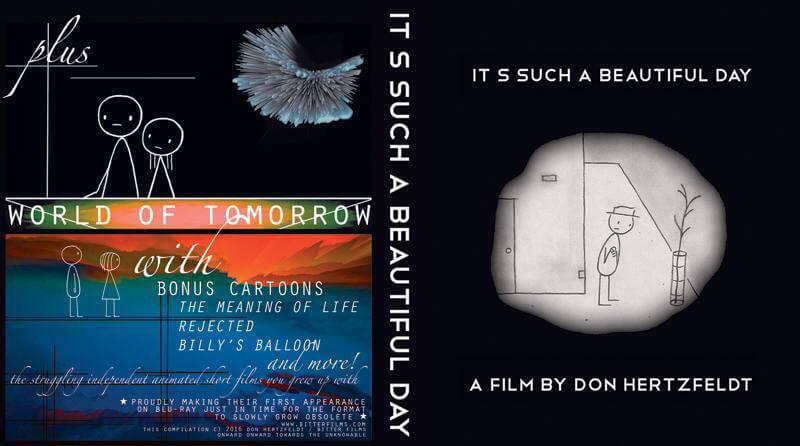 Don Hertzfeldt on Blu-ray - Review | Skwigly Animation Magazine