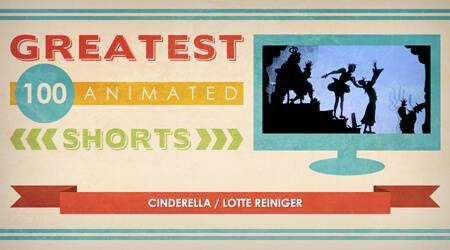 100 Greatest Animated Shorts / Cinderella / Lotte Reiniger