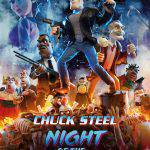 Chuck Steel – Night of the Trampires – Teaser Trailer released!