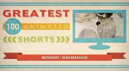 100 Greatest Animated Shorts / Mothlight / Stan Brakhage