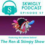 Skwigly Podcast: Celebrating 25 years of 'The Ren & Stimpy Show'