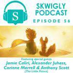 Skwigly Podcast: An interview with the stop-motion talents of 'The Little Prince'