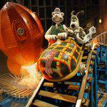 Aardman Week – A brief making of: The Thrill-O-Matic