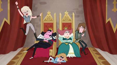 Interview with 'Long Live the Royals' creator Sean Szeles