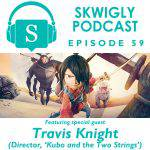 Podcast: 'Kubo and the Two Strings' director Travis Knight