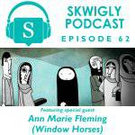 Podcast: Ann Marie Fleming ('Window Horses')