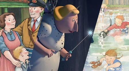 Animated Festive TV Viewing for Christmas 2016