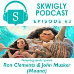 Podcast: Ron Clements & John Musker ('Moana')