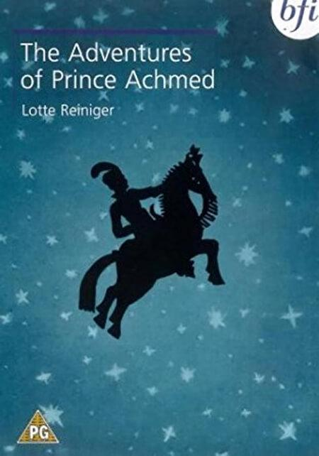 The Adventures Of Prince Achmed [DVD]