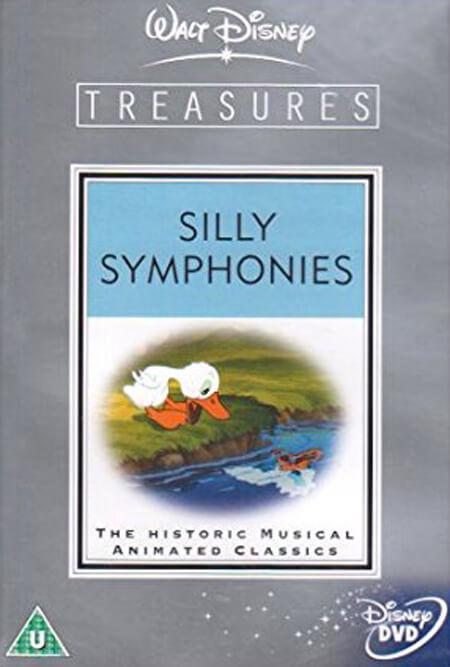 Walt Disney Treasures - Silly Symphonies [DVD]