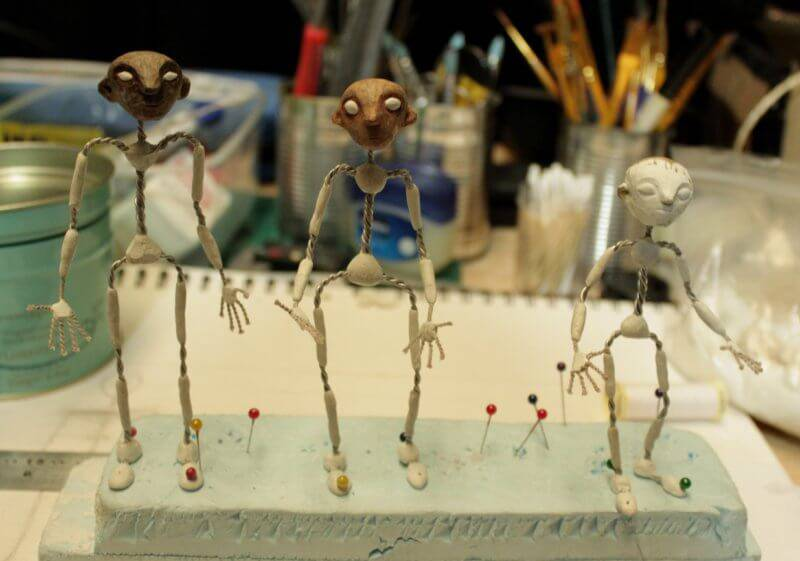Interview with stop-motion artist Roos Mattaar | Skwigly Animation